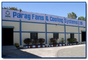 Parag Fans & Cooling Systems Limited